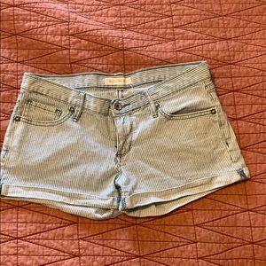 Bullhead striped shorts